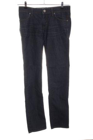 s.Oliver Jeans cigarette bleu foncé style décontracté