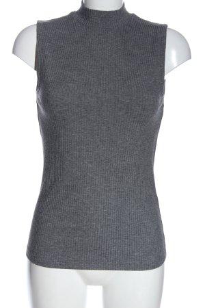 s.Oliver Neckholder Top light grey casual look