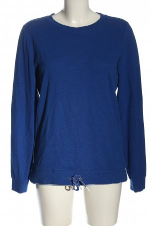 s.Oliver Crewneck Sweater blue casual look