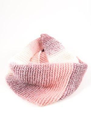 s.Oliver Rundschal pink-creme Farbverlauf Casual-Look