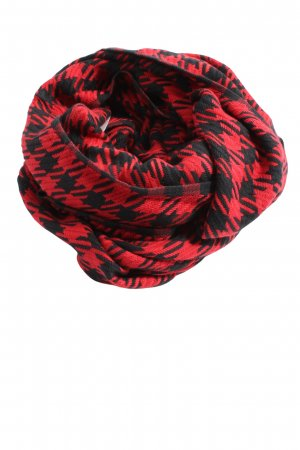 s.Oliver Snood red-black allover print casual look