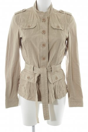 s.Oliver Safari Jacket camel casual look