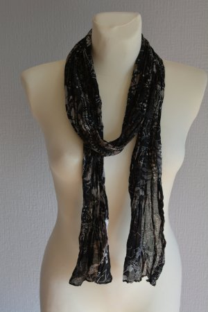 s.Oliver Crinkle Scarf multicolored