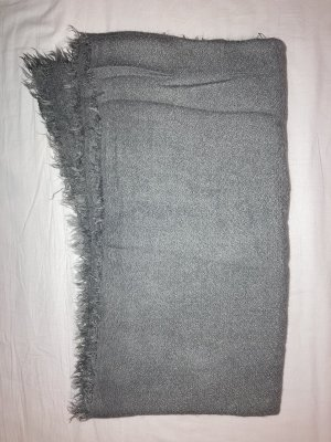 s.Oliver Knitted Scarf light grey