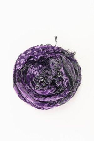 s.Oliver Écharpe violet-mauve-violet-violet foncé
