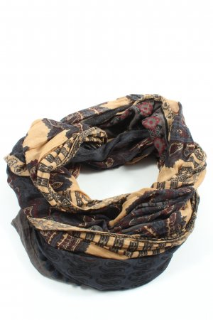 s.Oliver Tube Scarf graphic pattern casual look