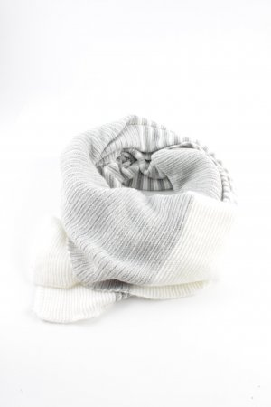 s.Oliver Bufanda tubo blanco-gris claro look casual