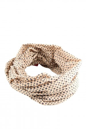s.Oliver Tube Scarf nude-light grey allover print casual look
