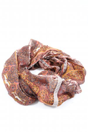 s.Oliver Tube Scarf allover print casual look