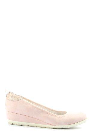 s.Oliver Schlüpfschuhe pink Casual-Look