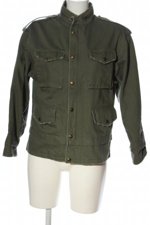 s.Oliver Schlupf-Bluse khaki Casual-Look