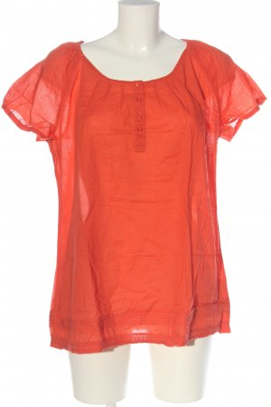 s.Oliver Schlupf-Bluse rot Business-Look