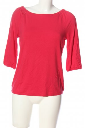 s.Oliver Schlupf-Bluse rot Casual-Look