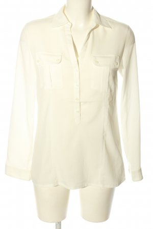 s.Oliver Schlupf-Bluse creme Business-Look