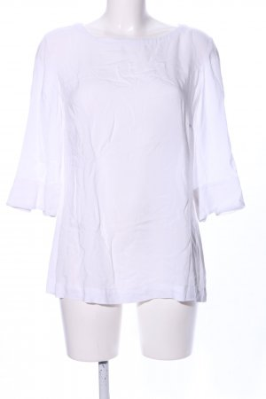 s.Oliver Slip-over Blouse white business style