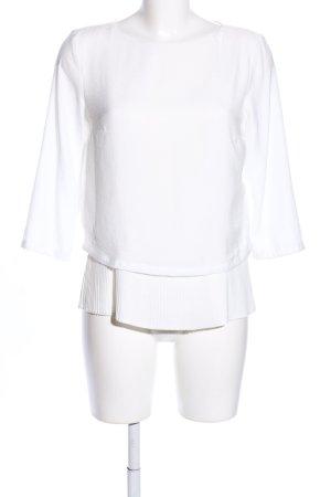 s.Oliver Schlupf-Bluse weiß Elegant
