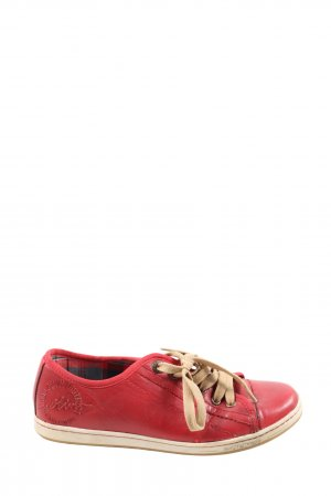 s.Oliver Schnürschuhe rot Casual-Look