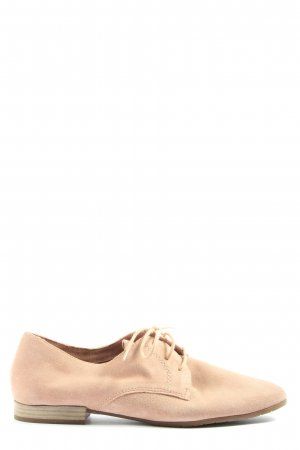 s.Oliver Schnürschuhe creme Casual-Look