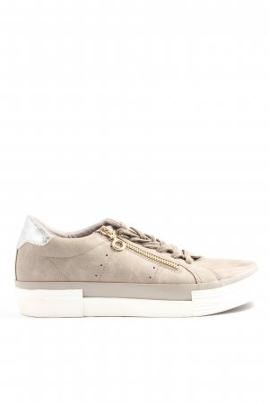 s.Oliver Schnürsneaker creme Casual-Look