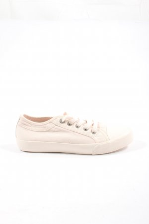 s.Oliver Schnürsneaker pink-hellgrau Casual-Look