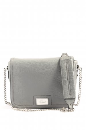 s.Oliver Schultertasche hellgrau Casual-Look