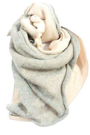 s.Oliver Scialle grigio chiaro-crema stile casual