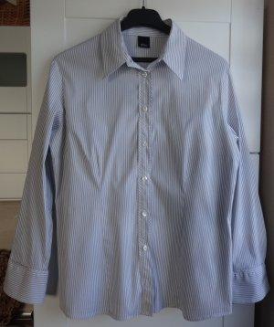 ***s.Oliver Selection Bluse Gr. 46 beige gestreift leicht tailliert***