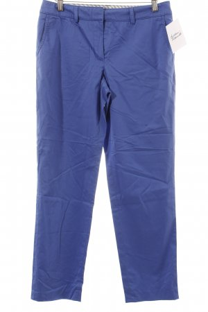 s.Oliver SELECTION Chinohose blau Casual-Look