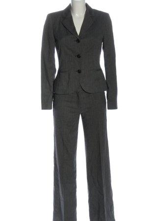 s.Oliver Selection Traje de pantalón gris claro estilo «business»