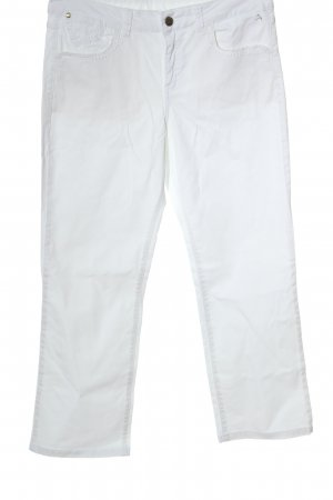 s.Oliver Selection Low Rise Jeans white casual look