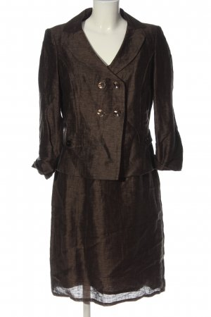 s.Oliver Selection Ladies' Suit brown business style
