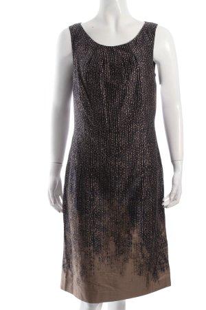 s.Oliver SELECTION Trägerkleid abstraktes Muster Eleganz-Look