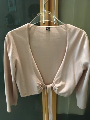 Selection by s.oliver Knitted Bolero dusky pink viscose