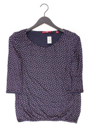 s.Oliver Shirt blau Größe 34