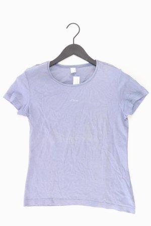 s.Oliver Shirt blau Größe 40