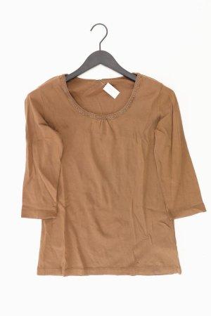 s.Oliver Shirt braun Größe 42
