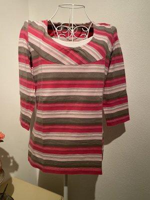 S.Oliver shirt gestreift pink L 40