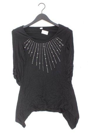 s.Oliver Shirt Größe 34 3/4 Ärmel mit Nieten schwarz