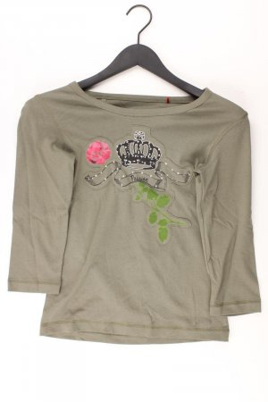 s.Oliver T-Shirt olive green cotton