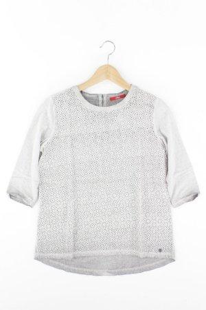 s.Oliver Shirt Größe S 3/4 Ärmel grau