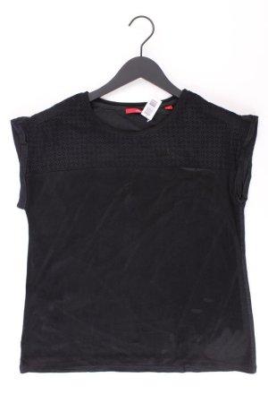 s.Oliver Shirt schwarz Größe 38
