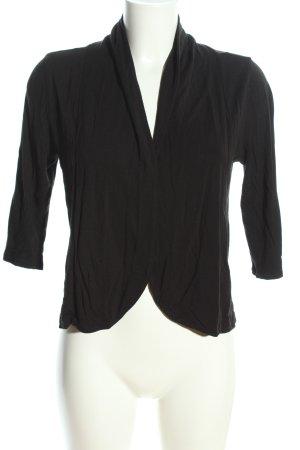s.Oliver Veste chemise noir style décontracté