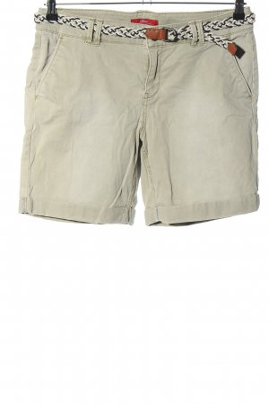 s.Oliver Shorts wollweiß Casual-Look