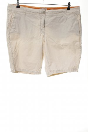 s.Oliver Shorts creme Casual-Look