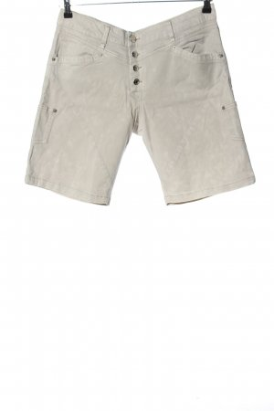 s.Oliver Shorts hellgrau Casual-Look