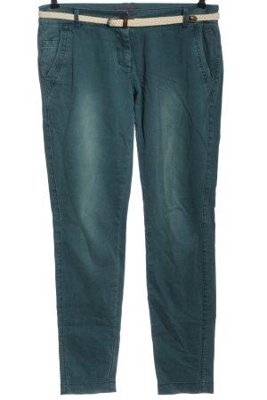 s.Oliver Skinny Jeans türkis Casual-Look