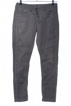 s.Oliver Skinny Jeans hellgrau Casual-Look
