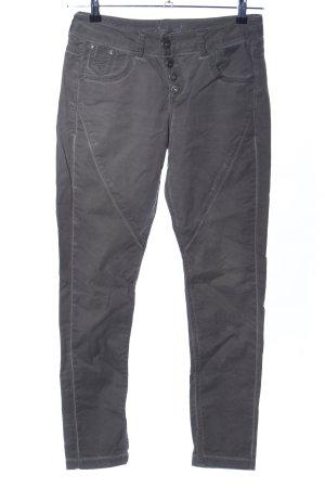 s.Oliver Jeans skinny grigio chiaro stile casual
