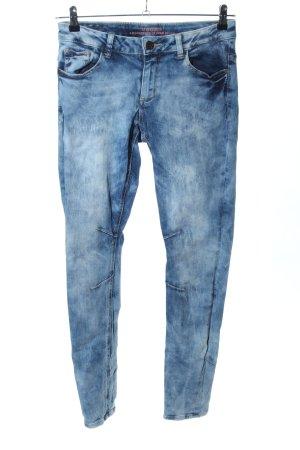 s.Oliver Skinny Jeans blau Casual-Look
