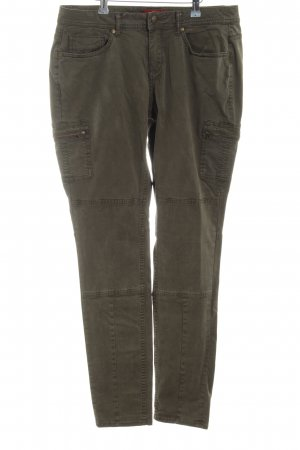 s.Oliver Skinny Jeans khaki Casual-Look